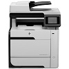 LaserJet Pro 400 Color MFP M475DW Wireless Multifunction Laser P
