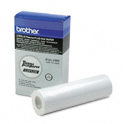 6890 ThermaPlus Paper Roll, 98ft Roll, 2/Pack