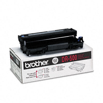 DR500 Drum Cartridge, Black