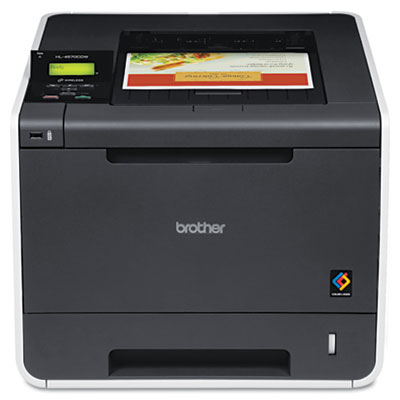HL-4570CDW Wireless Laser Printer with Duplex Printing