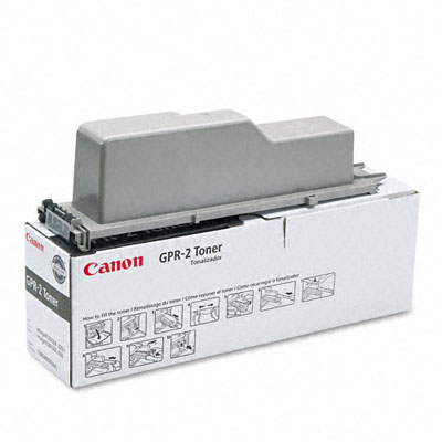 1389A004AA (GPR-2) Toner, 10600 Page-Yield, Black