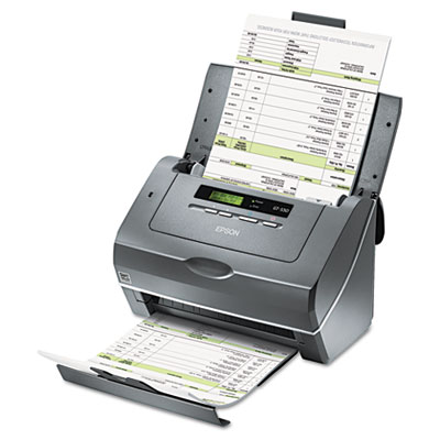 WorkForce Pro GT-S50 Scanner, 600 dpi, Gray