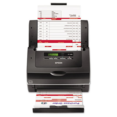 WorkForce Pro GT-S80 Scanner, 600 dpi, Black