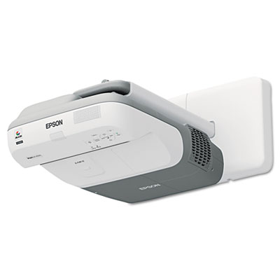 BrightLink 450Wi Interactive Projector, w/RM Easiteach, 2500 Lm, WXGA