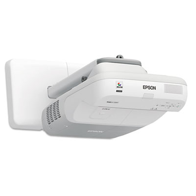 BrightLink 455Wi Interactive Projector, 2500 Lm, WXGA