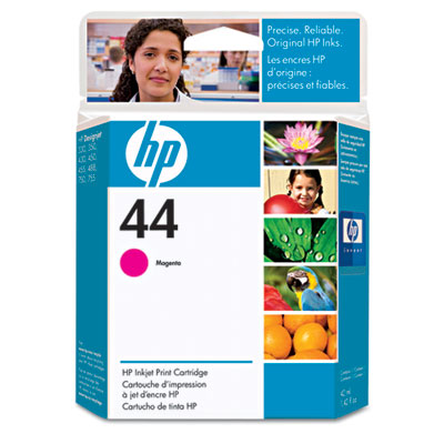 51644M (HP 44) Ink, 1600 Page-Yield, Magenta