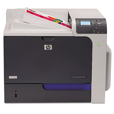 Color LaserJet Enterprise CP4525N Laser Printer
