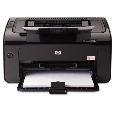 LaserJet Pro P1102W Wireless Laser Printer
