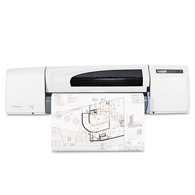 Designjet 510 Thermal Inkjet 24 in. Color Printer
