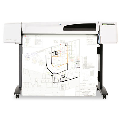 Designjet 510 Thermal Inkjet 42 in. Color Printer