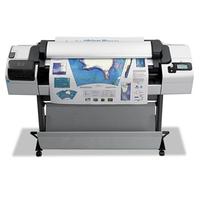 "Designjet T2300 eMFP 44"" Wide-Format Inkjet Printer"
