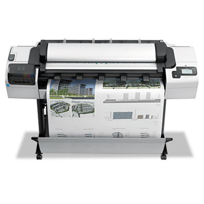 "Designjet T2300 eMFP 44"" Wide-Format Inkjet Printer with PostScript"