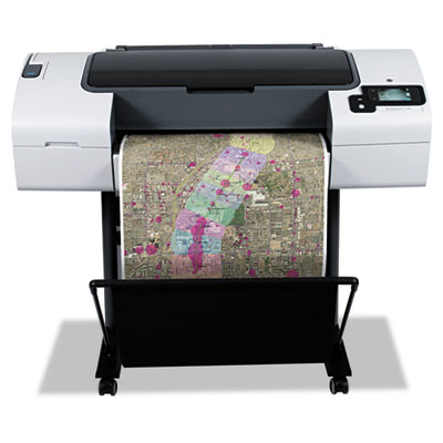 "Designjet T790 24"" Large-Format Inkjet ePrinter with PostScript Capabilities"