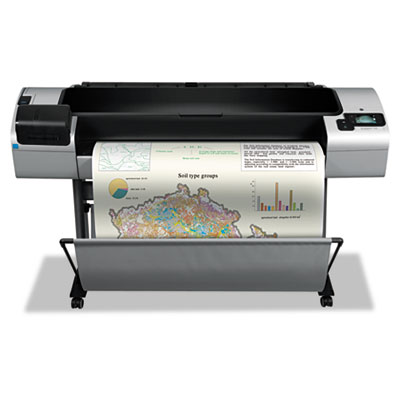 "Designjet T1300 44"" Large-Format Inkjet ePrinter with PostScript Capabilities"
