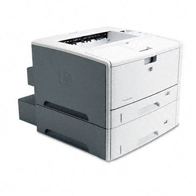 LaserJet 5200DTN Network-Ready Automatic Duplex Laser Printer