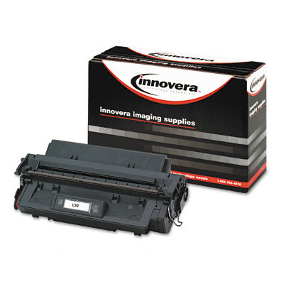 15024007 Compatible Toner, 5000 Page-Yield, Black