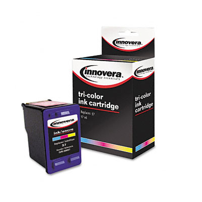 20057 Compatible Remanufactured Ink, 500 Page-Yield, Tri-Color