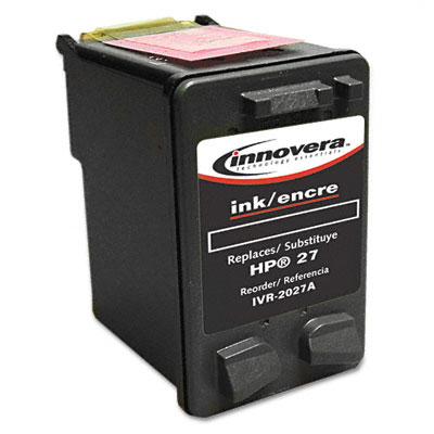 2027A Compatible Remanufactured Ink, 280 Page-Yield, Black