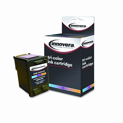 2028A Compatible Remanufactured Ink, 240 Page-Yield, Tri-Color