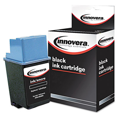 2029A Compatible Remanufactured Ink, 650 Page-Yield, Black