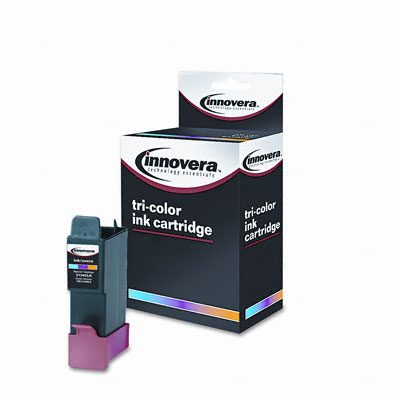 2124CLR Compatible Ink, 105 Page-Yield, Tri-Color