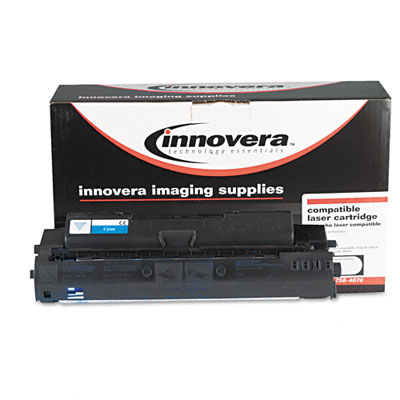 401A Compatible Remanufactured Toner, 7500 Page-Yield, Cyan