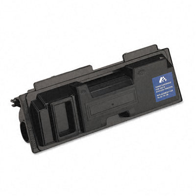 538028598 Compatible Toner, 6000 Page-Yield, Black