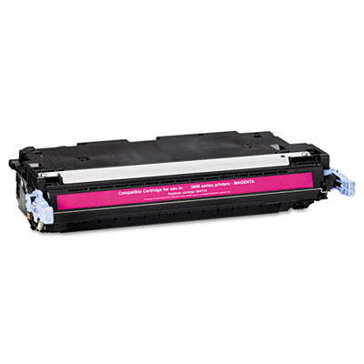 6473A Compatible Remanufactured Toner, 4000 Page-Yield, Magenta