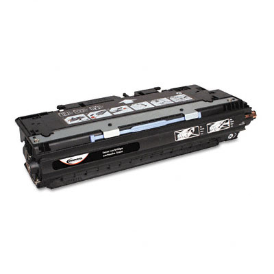 83070A Compatible Remanufactured Toner, 6000 Page-Yield, Black