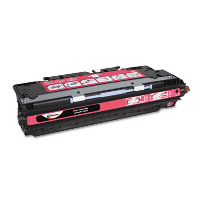 83073A Compatible Remanufactured Toner, 4000 Page-Yield, Magenta