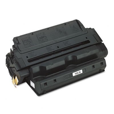 83082TMICR Compatible Remanufactured MICR Toner, 22000 Page-Yield, Black