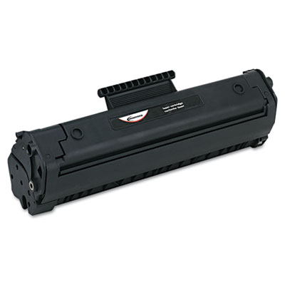 83092 Compatible Remanufactured Toner, 2500 Page-Yield, Black