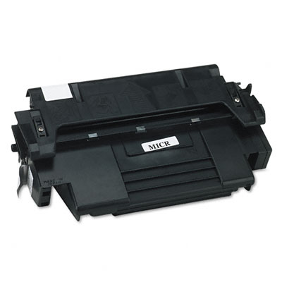 83098TMICR Compatible Remanufactured MICR Toner, 6800 Page-Yield, Black