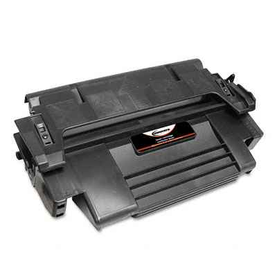 83098X Compatible Remanufactured Toner, 8800 Page-Yield, Black