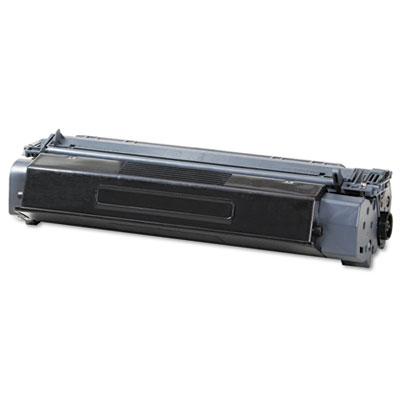 83264X Compatible Remanufactured Toner, 4000 Page-Yield, Black