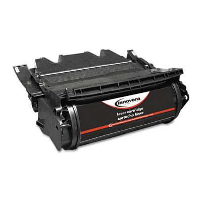 83303 Compatible Remanufactured High-Yield Toner, 21000 Page-Yield, Black