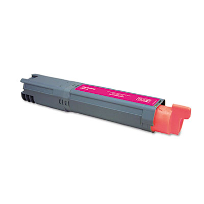 83400M Compatible High-Yield Toner, 2000 Page-Yield, Magenta