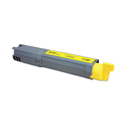 83400Y Compatible High-Yield Toner, 2000 Page-Yield, Yellow