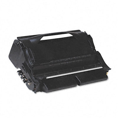83430TMICR Compatible Reman MICR High-Yield Toner, 12000 Page-Yield, Black