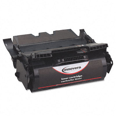 83640TMICR Compatible Reman MICR High-Yield Toner, 21000 Page-Yield, Black