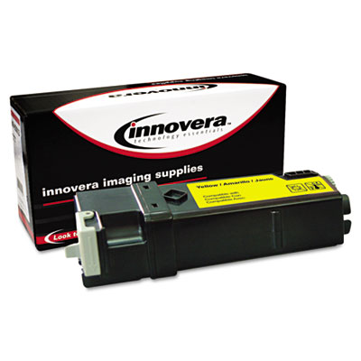 D2130Y Compatible High-Yield Toner, 2500 Page-Yield, Yellow