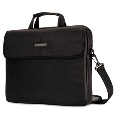 Laptop Sleeve, Padded Interior, Inside/Outside Pockets, Black