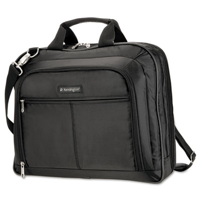 Simply Portable 40 Classic Laptop Case, 15-3/4 x 3-1/2 x 12-1/2, Black