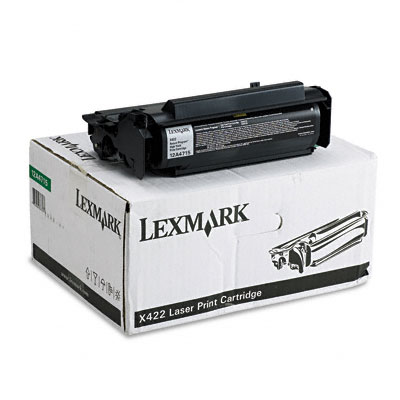 12A4715 High-Yield Toner, 12000 Page-Yield, Black