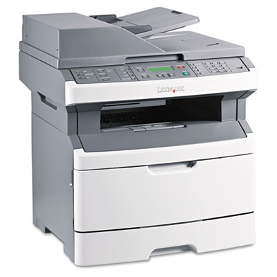 X364dw Multifunction Laser Printer w/Duplexing, Faxing & Wi-Fi