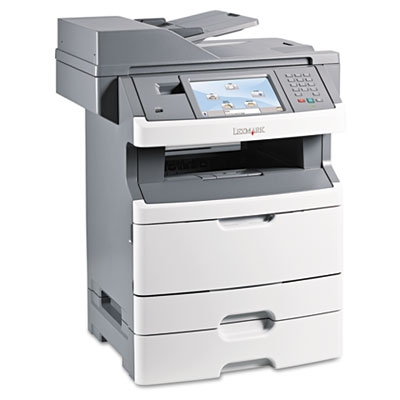 how to connect lexmark printer to computer
