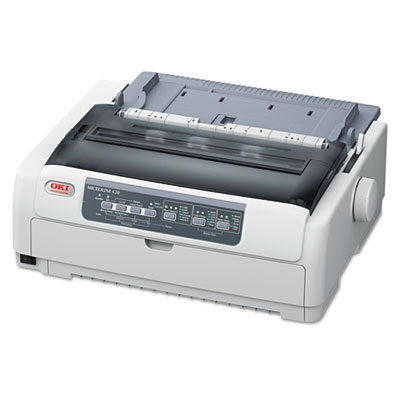 Microline 620 9-Pin Narrow Carriage Dot Matrix Printer
