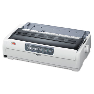 Microline 691 24-Pin Wide Carriage Dot Matrix Printer