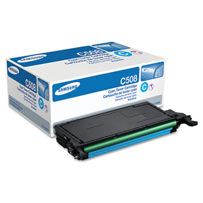 CLTC508S Toner, 2,000 Page-Yield, Cyan