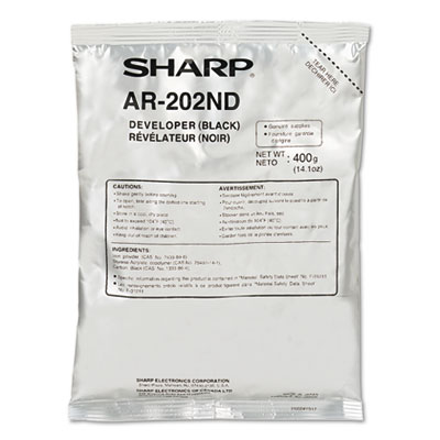 Copier Developer for Sharp AR162s, 164, 201, 207